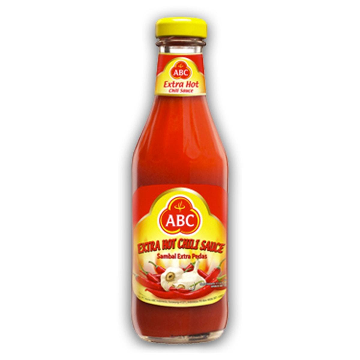 Buy ABC Extra Hot Chilli Sauce - 335 ml
