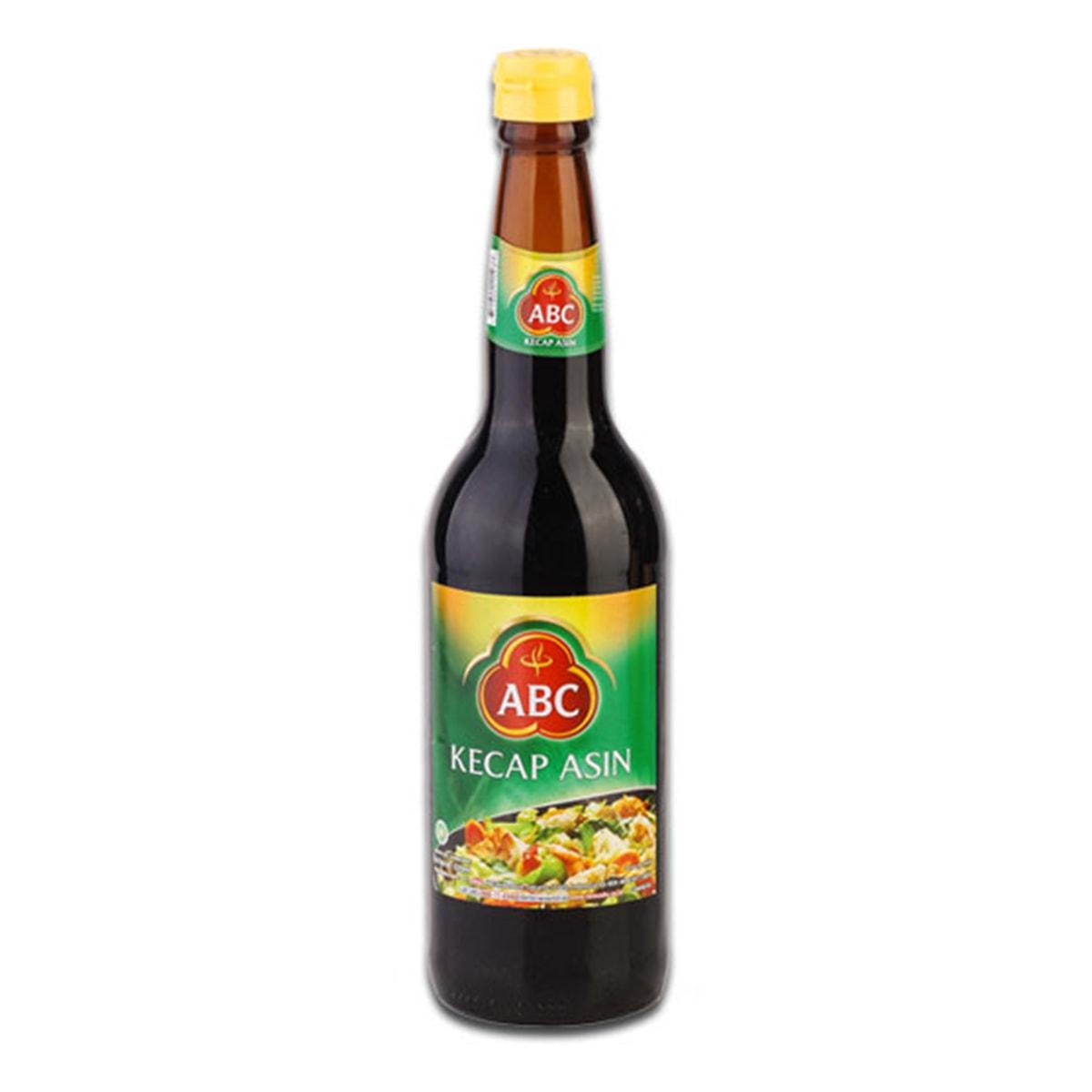 Buy ABC Kecap Asin (Indonesian Salty Soya Sauce) - 620 ml