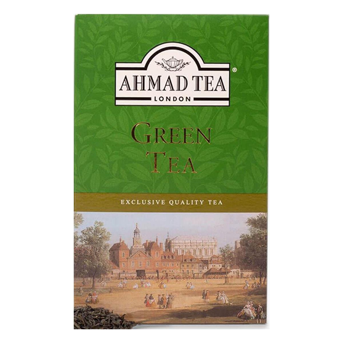 Buy Ahmad Tea London Green Tea (Loose Tea) - 500 gm