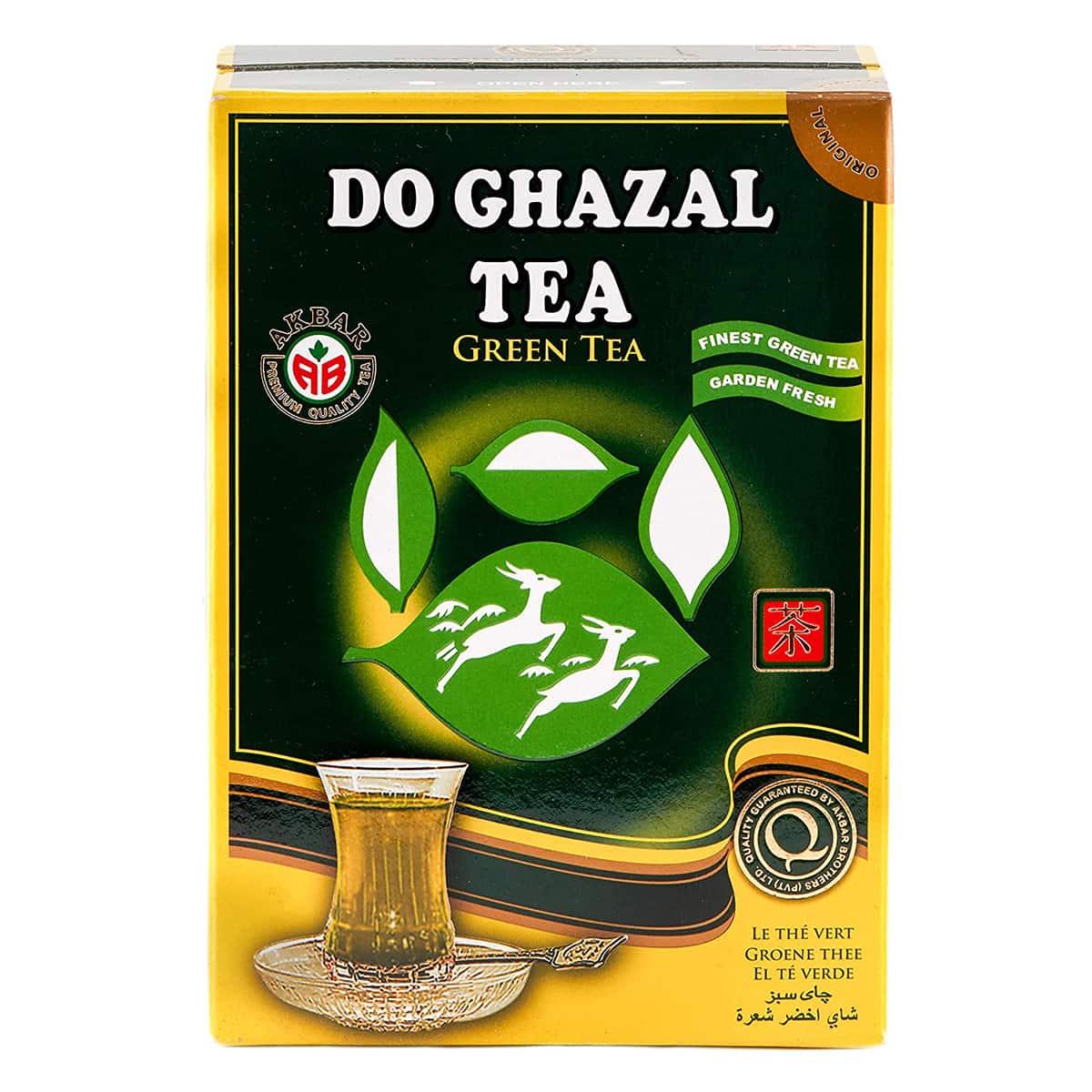Buy Alghazaleen Tea (Do Ghazal Tea) Green Tea (100 Tea Bags) - 500 gm