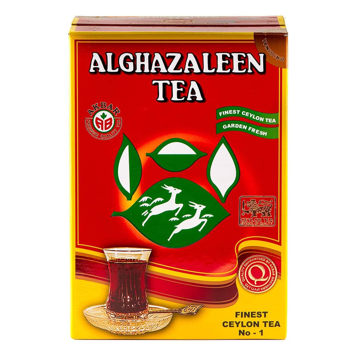 Buy Alghazaleen Tea (Do Ghazal Tea) Pure Ceylon Tea (Loose Tea) - 500 gm