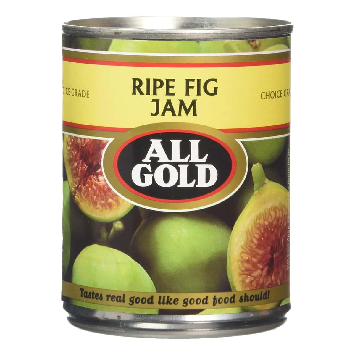 Buy All Gold Ripe Fig Jam - 450 gm