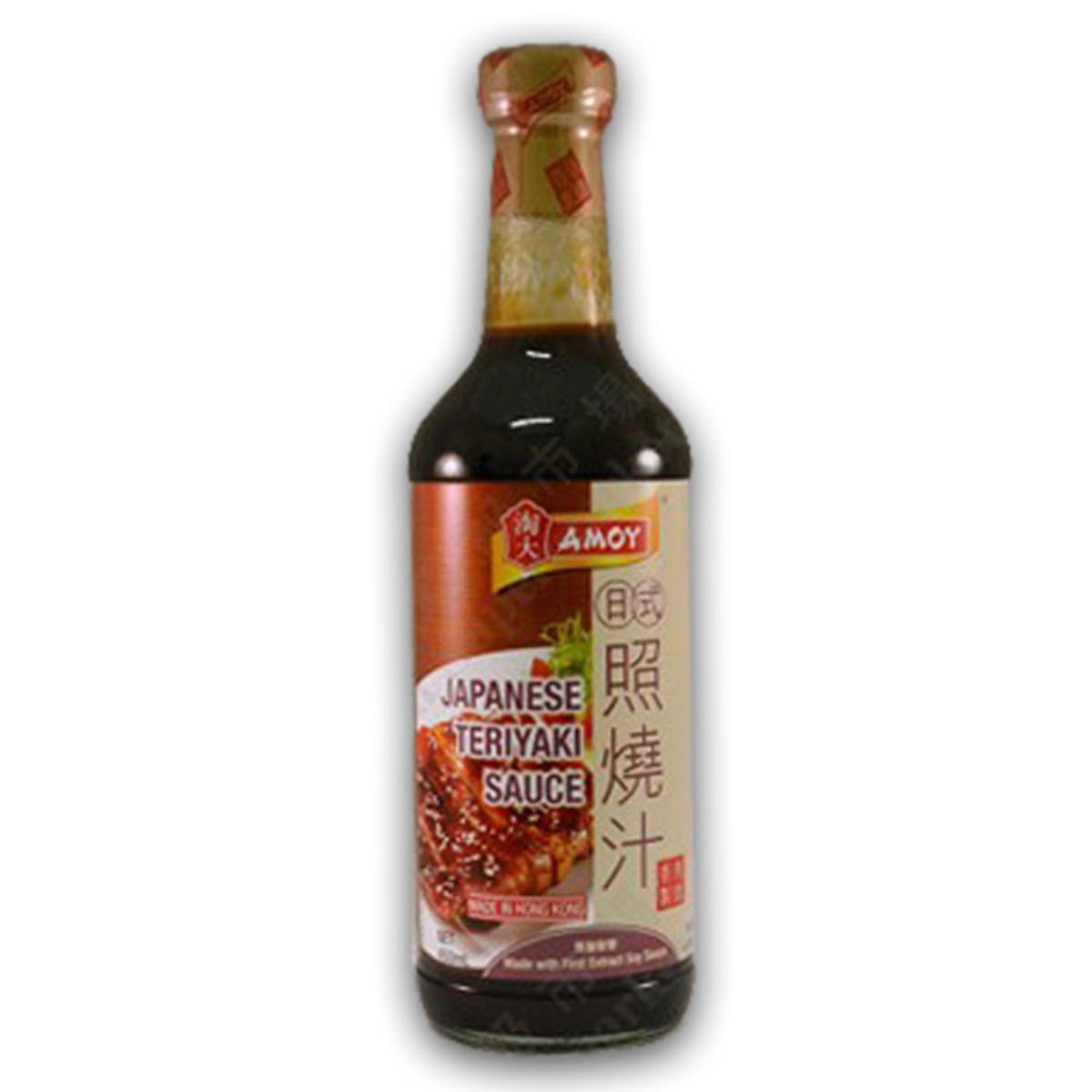 Buy Amoy Japanese Teriyaki Sauce - 450 ml