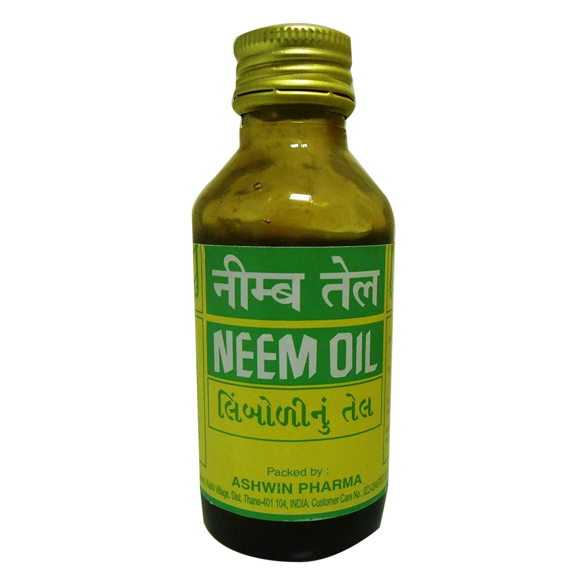 Buy Ashwin Pharma Neem Oil - 100 ml