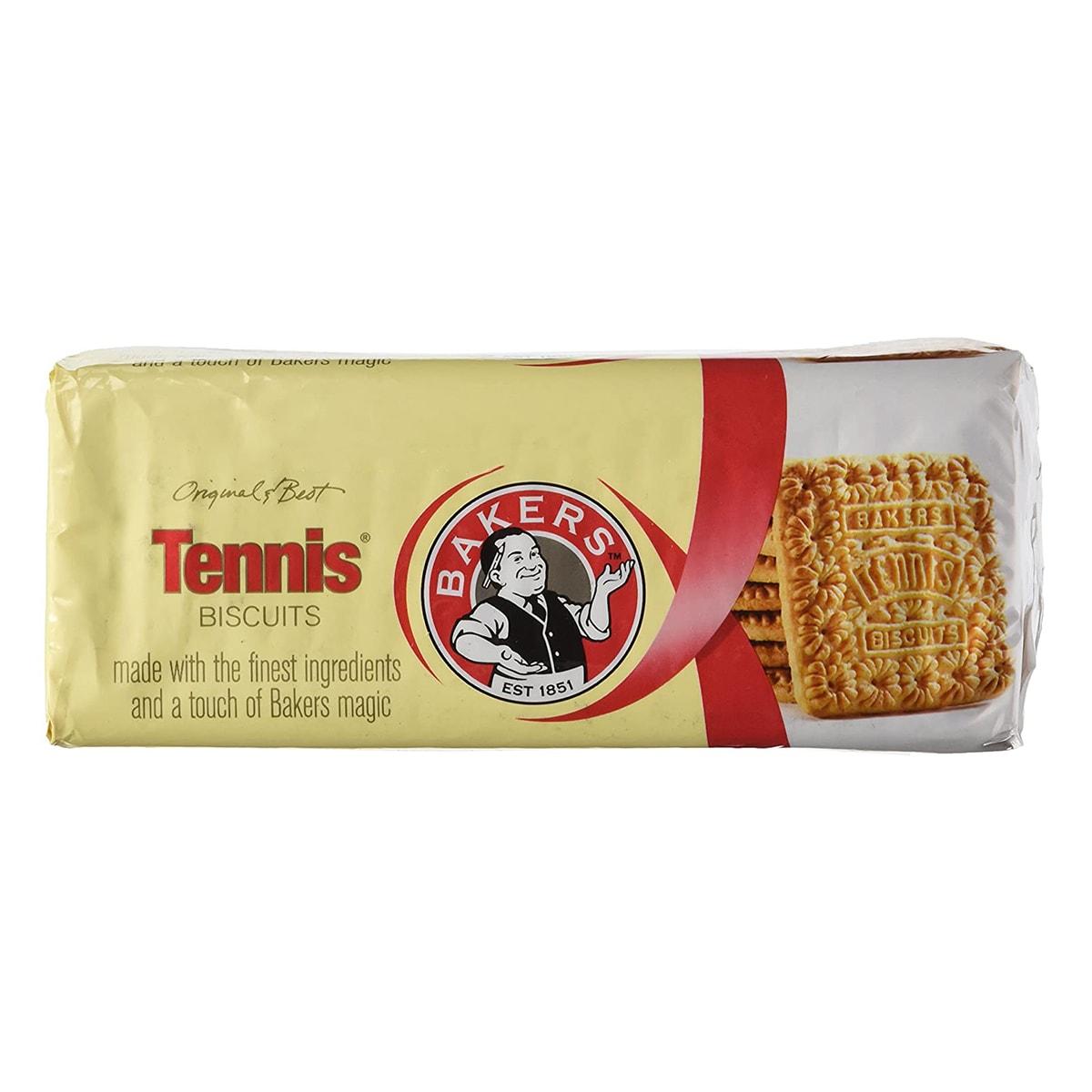 Buy Bakers Tennis Biscuits - 200 gm