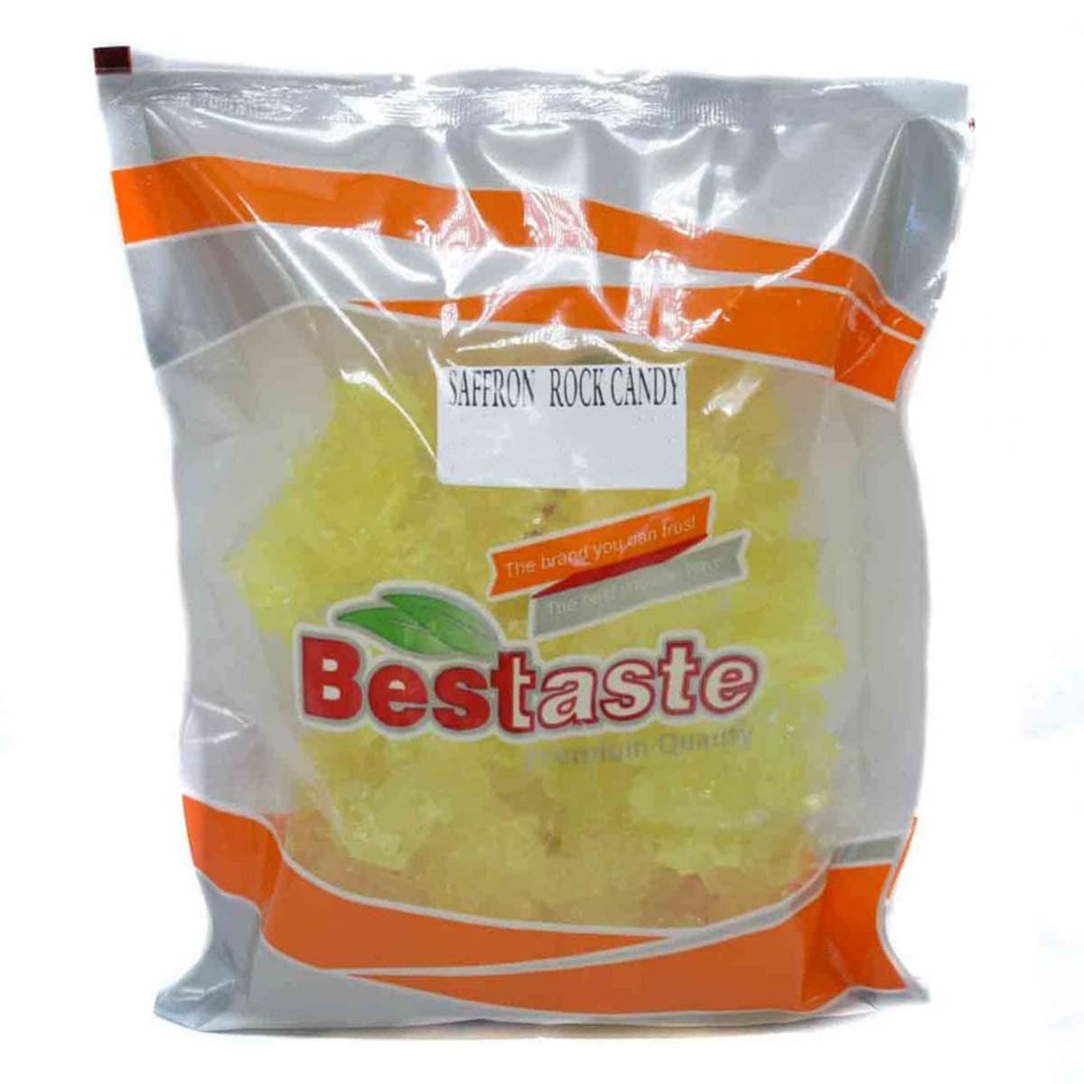 Buy Bestaste Rock Candy Saffron (Rock Sugar) - 500 gm