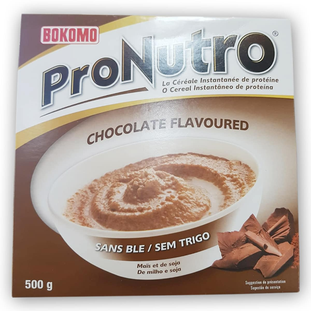 Buy Bokomo Pronutro Chocolate (Wheat-free) - 500 gm