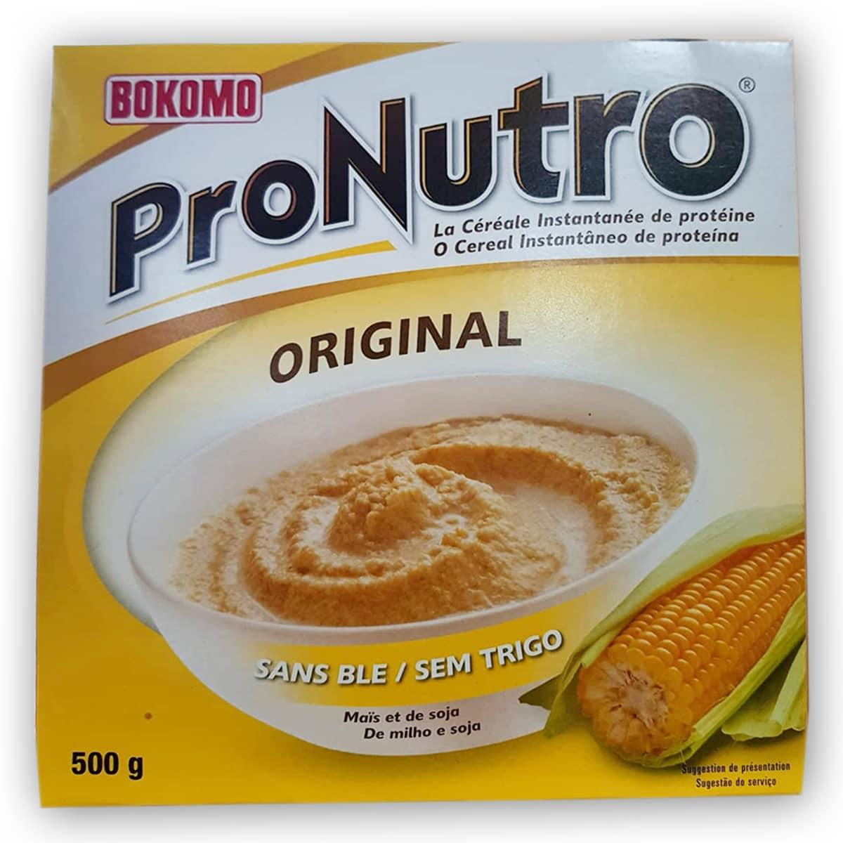 Buy Bokomo Pronutro Original (Wheat-free) - 500 gm