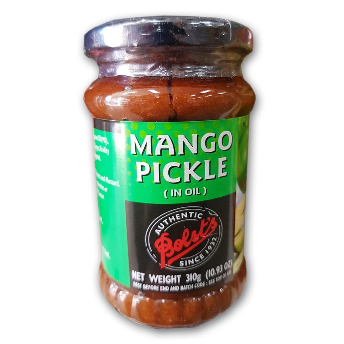 Buy Bolsts Mango Pickle (in Oil) - 310 gm