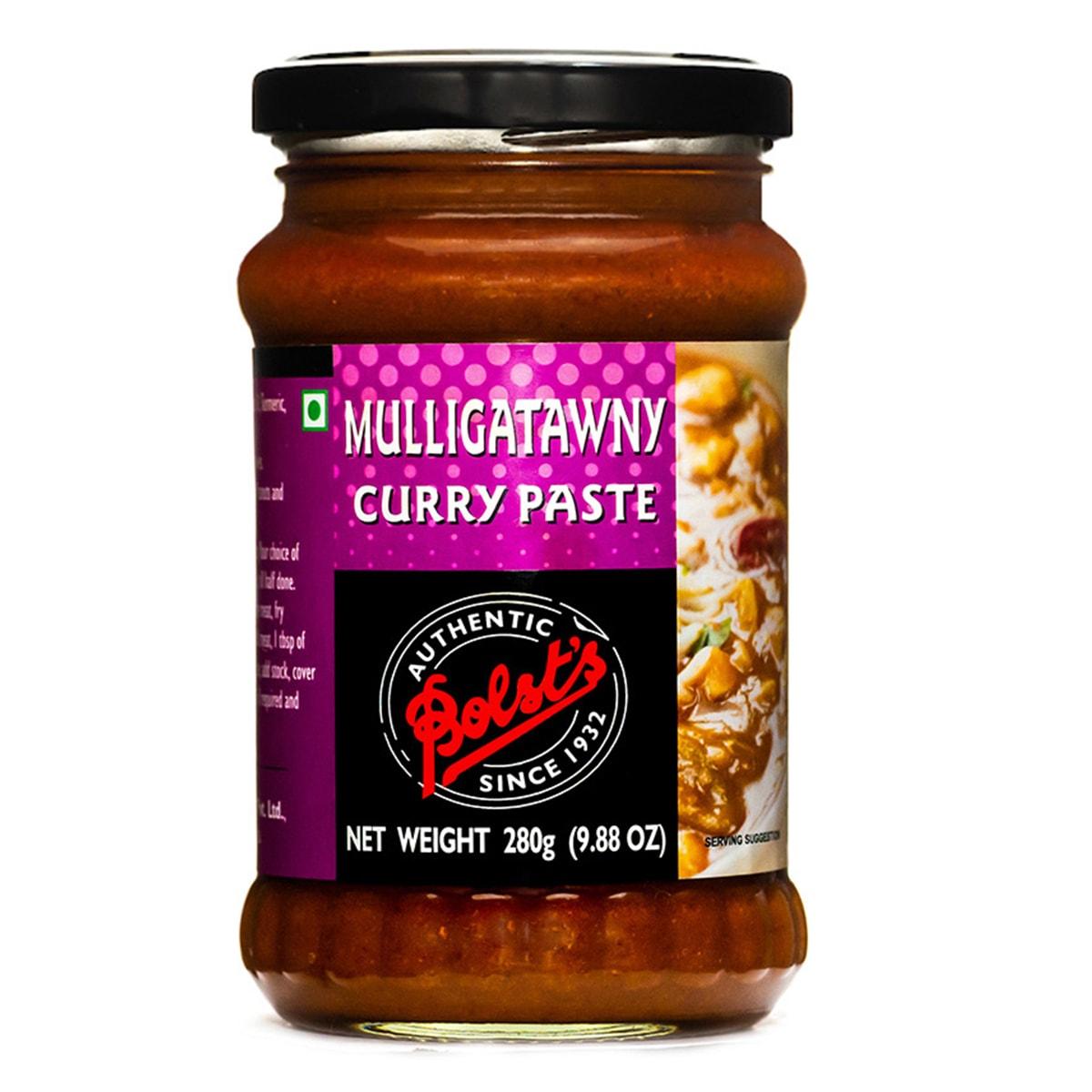 Buy Bolsts Muligatawny Curry Paste - 280 gm