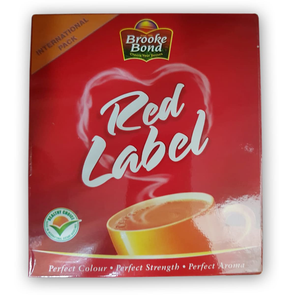 Buy Brooke Bond Red Label Tea (Loose Tea) - 450 gm