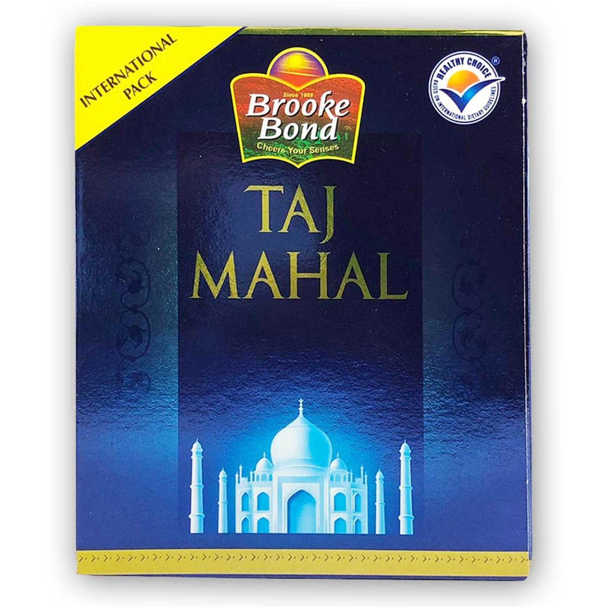 Buy Brooke Bond Taj Mahal Tea (Loose Tea) - 450 gm