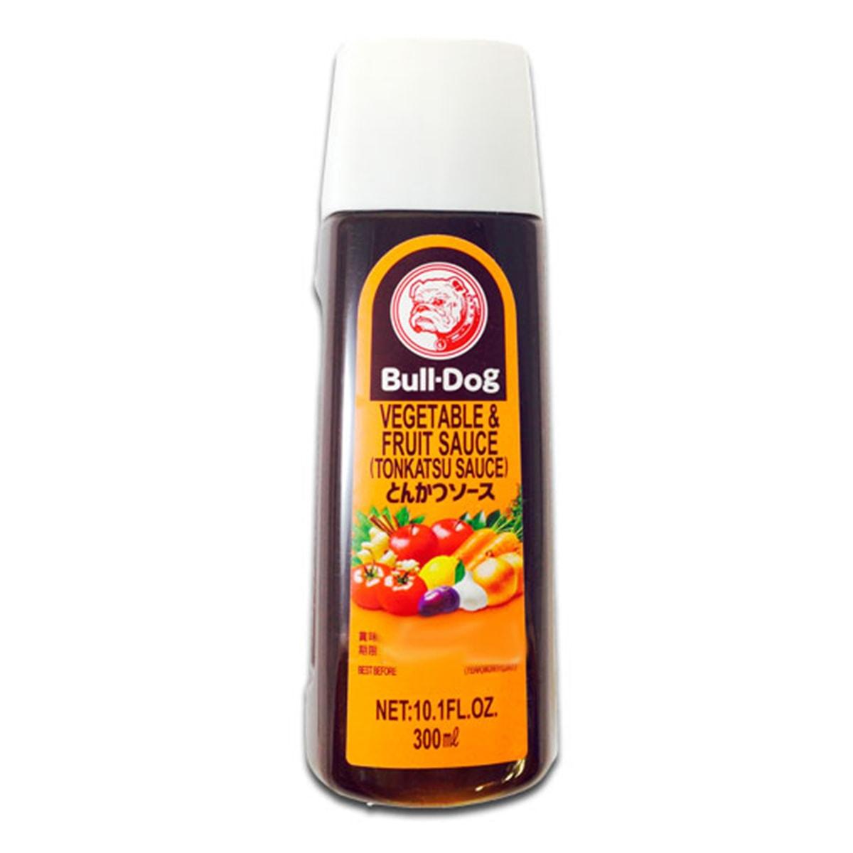 Buy Bull Dog Vegetable and Fruit Sauce (Tonkatsu Sauce) - 300 ml