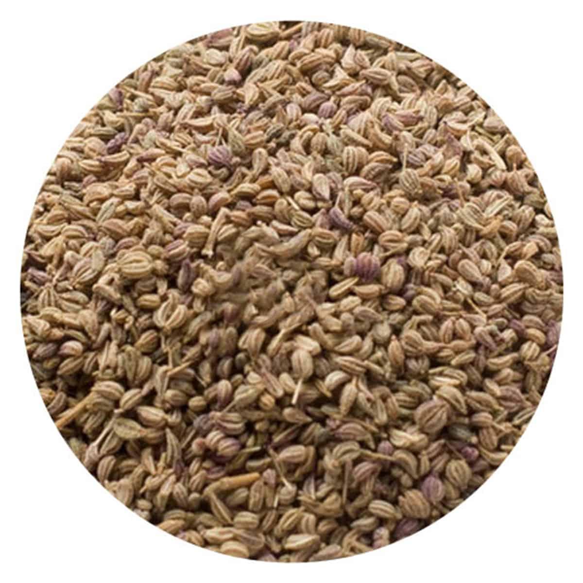 Buy IAG Foods Carom Seeds / Bishops Weed Seeds (Ajwain) - 1 kg