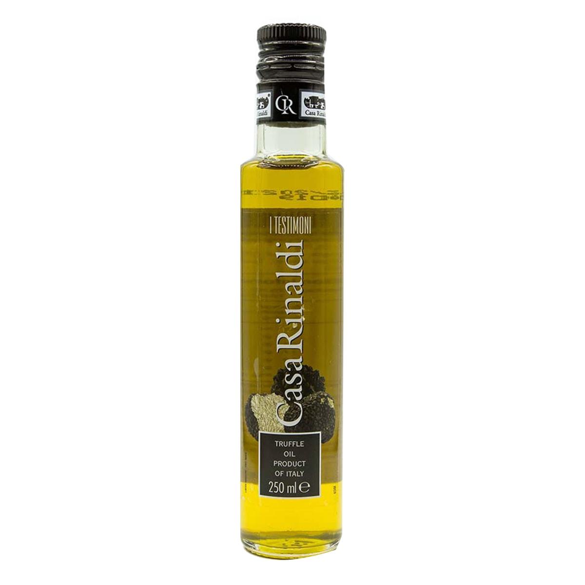Buy Casa Rinaldi Truffle Oil Product of Italy - 250 ml