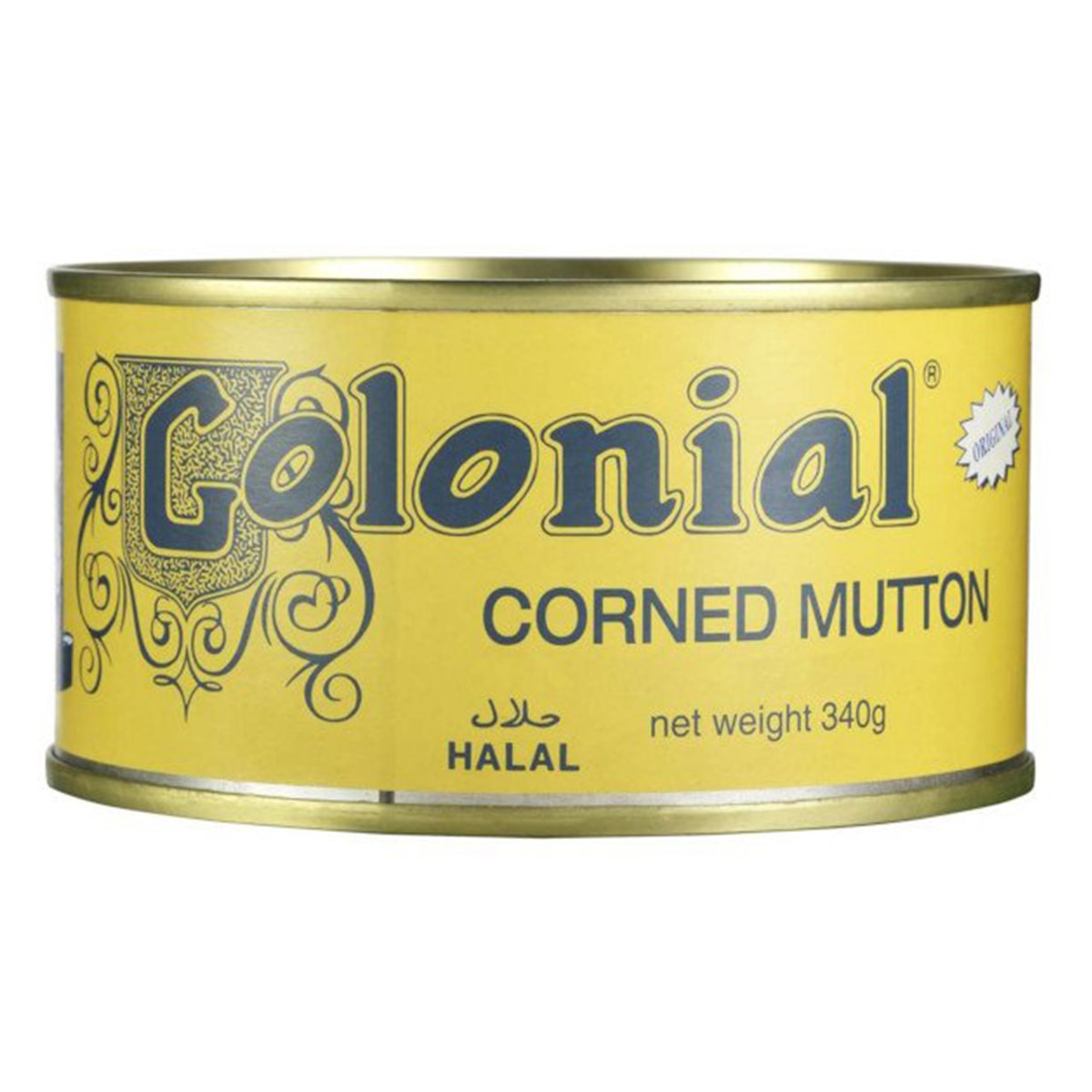Buy Colonial Corned Mutton Halal - 340 gm