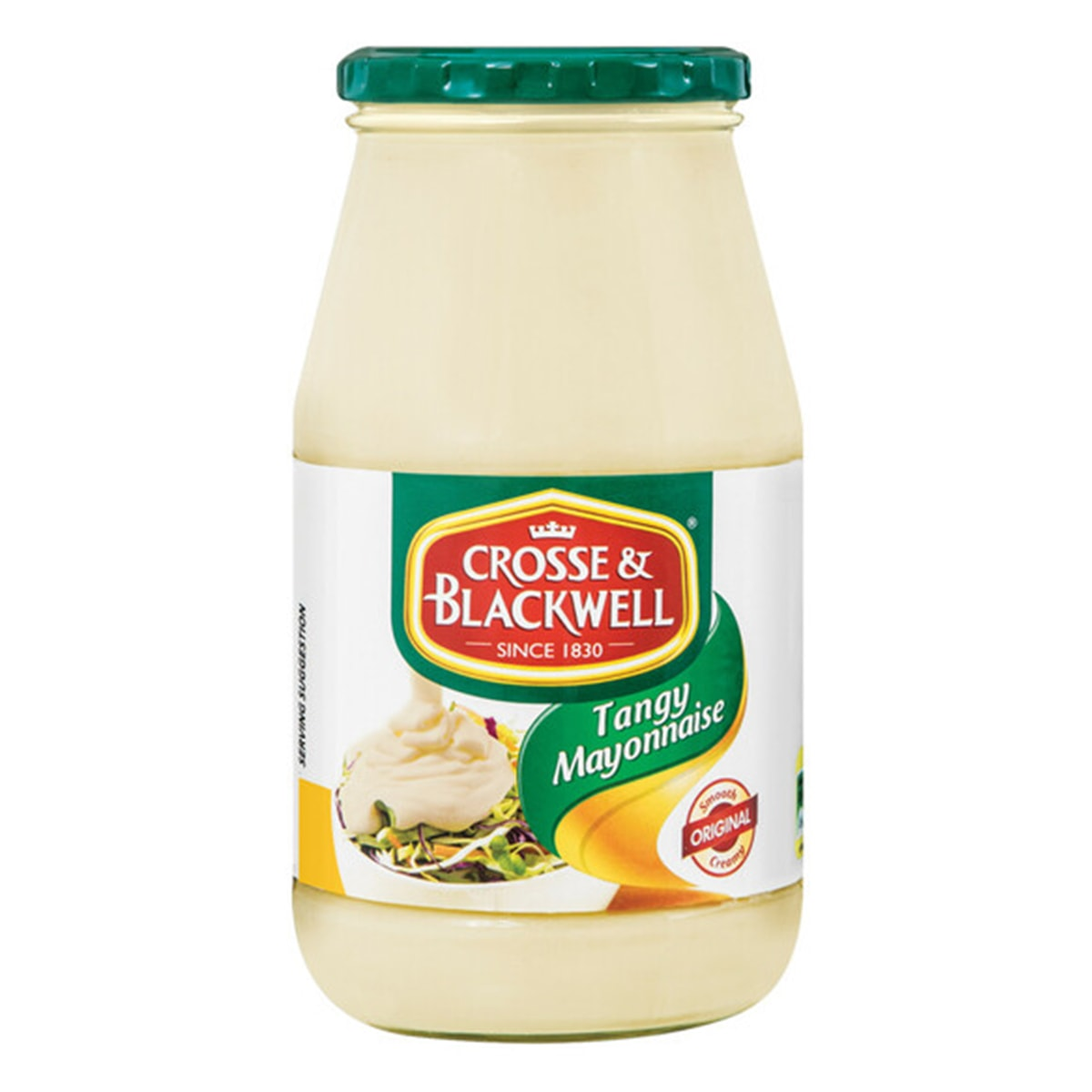 Buy Crosse and Blackwell Tangy Mayonnaise Regular - 375 gm