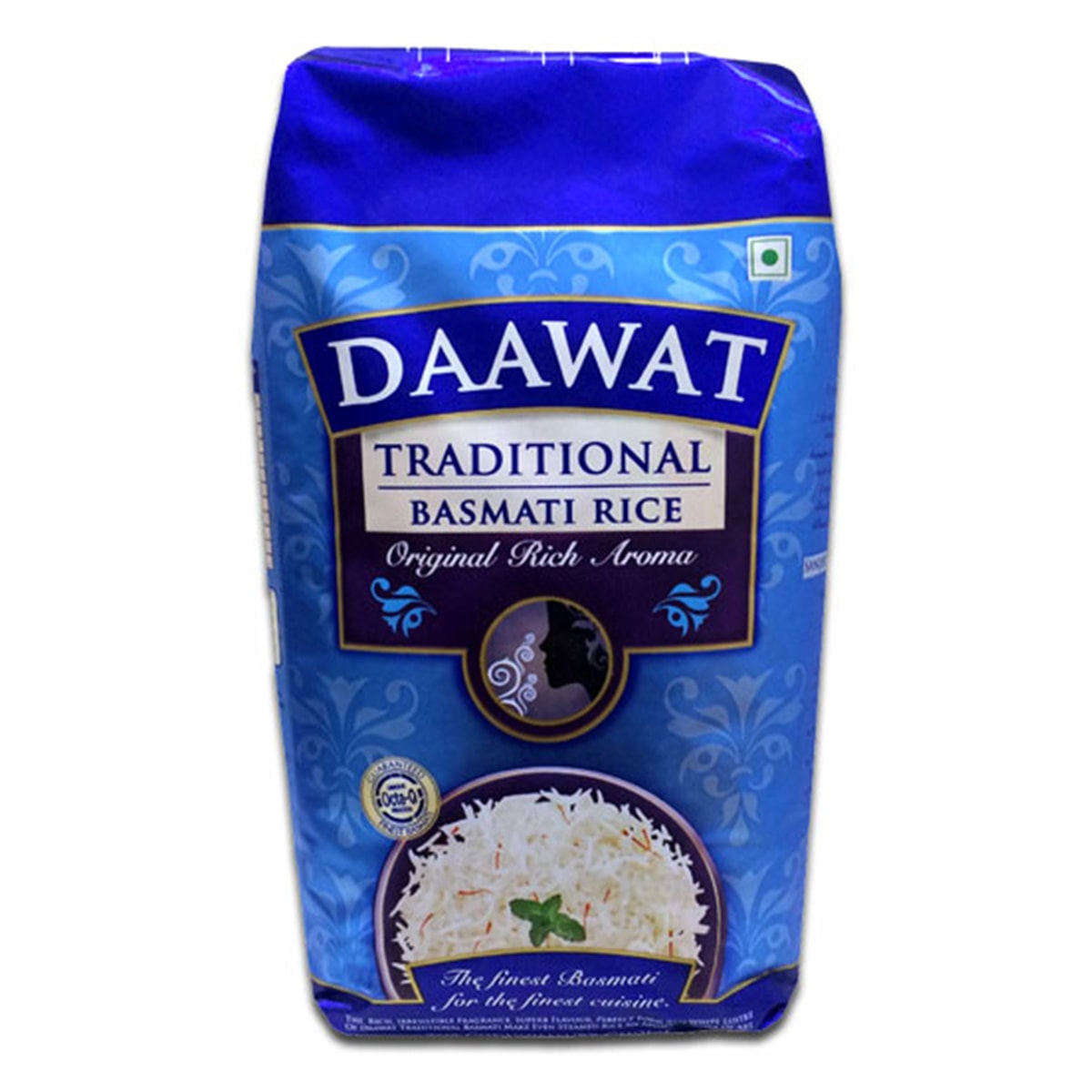 Buy Daawat Traditional Basmati Rice - 1 kg