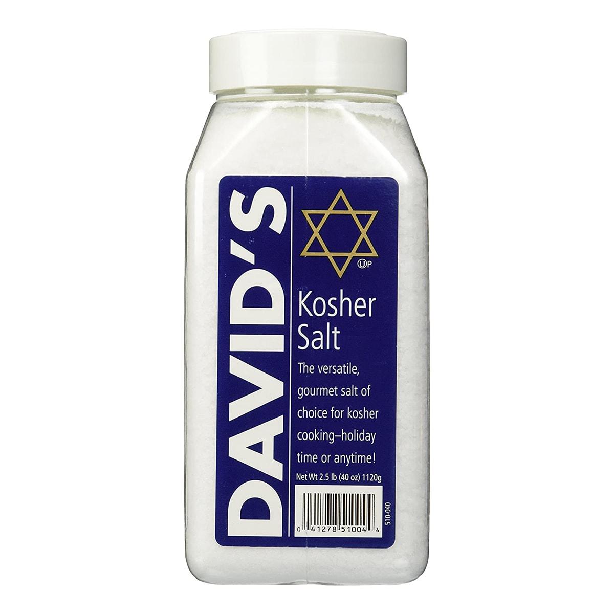 Buy Davids Kosher Salt - 1.12 kg