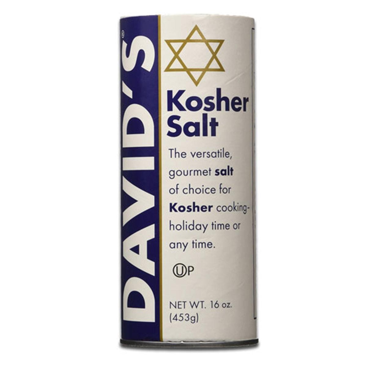 Buy Davids Kosher Salt - 453 gm