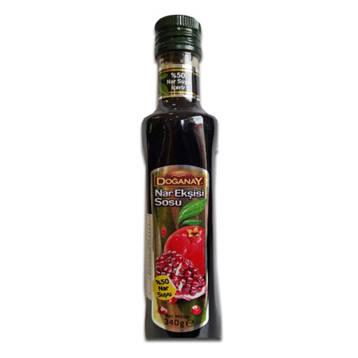 Buy Doganay Pomegranate Molasses Syrup (Nar Eksisi Sosu) - 340 gm