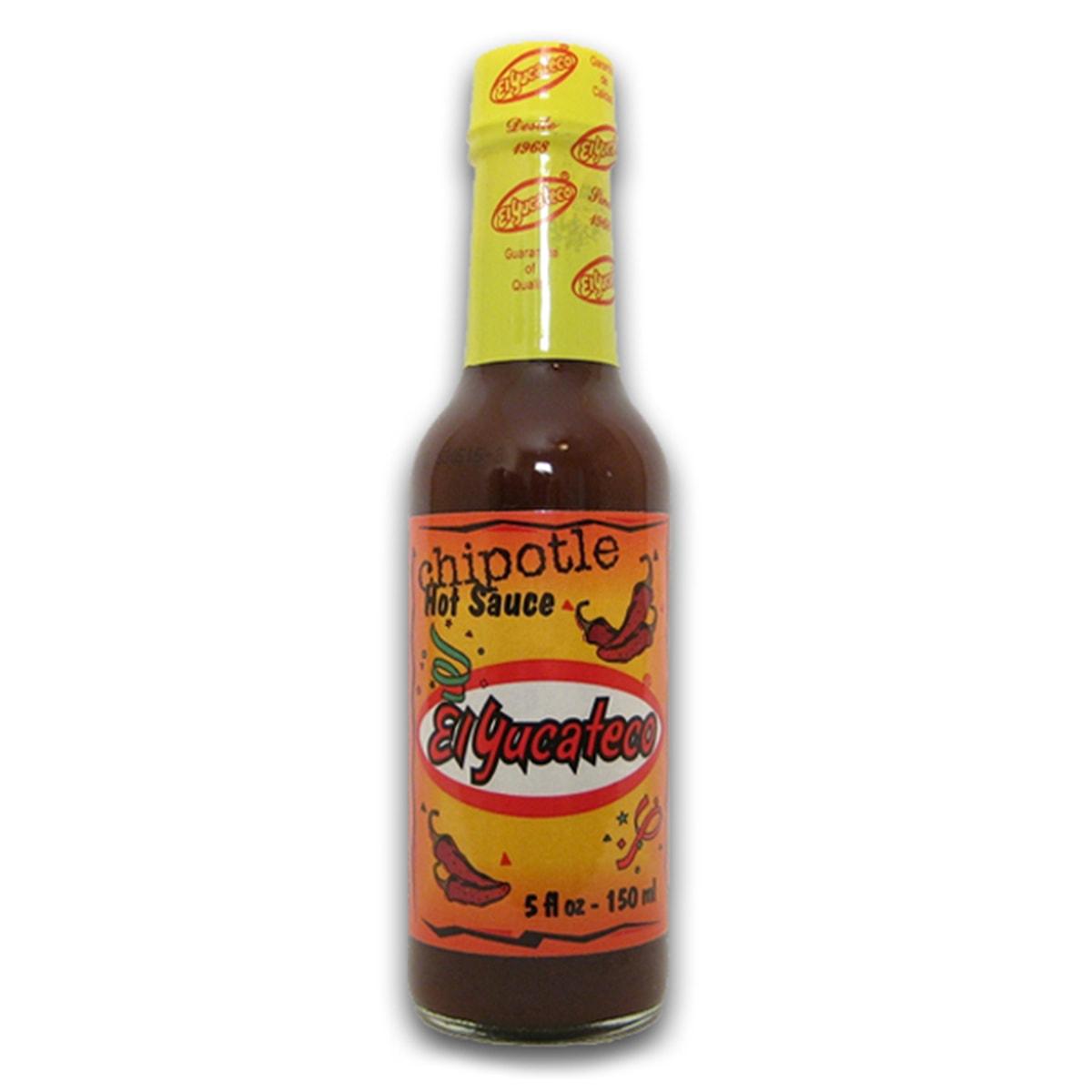 Buy El Yucateco Chipotle Hot Sauce - 150 ml