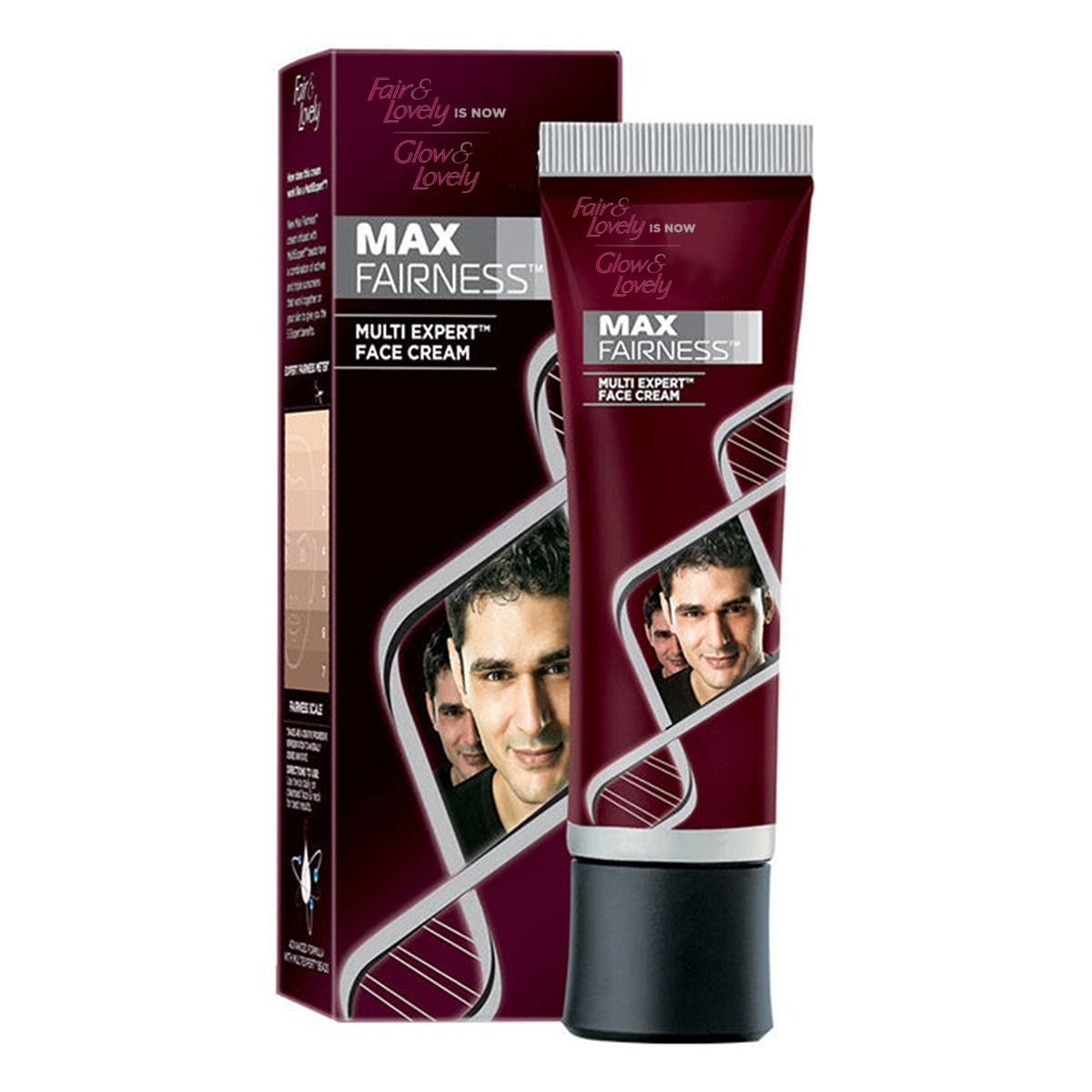 Buy Glow and Lovely Max Fairness Cream for Men - 50 gm