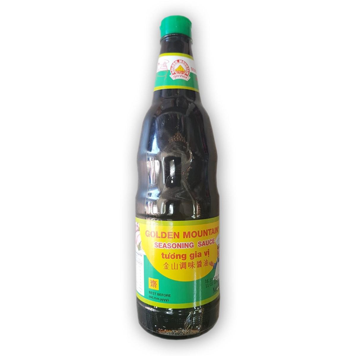 Buy Golden Mountain Seasoning Sauce - 600 ml