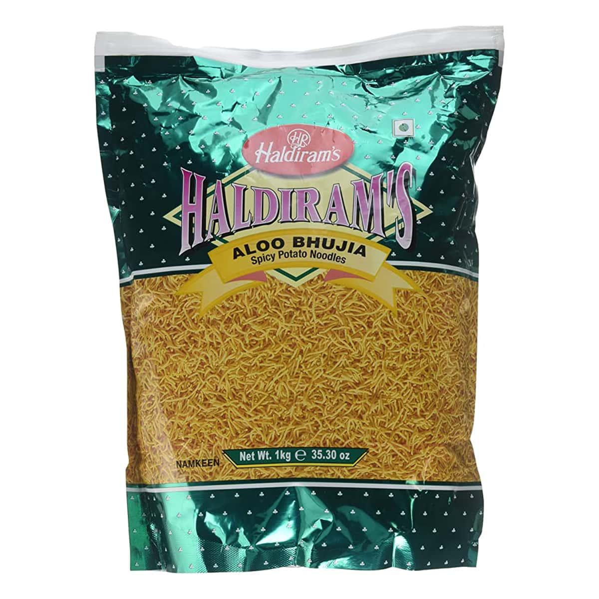 Buy Haldirams Aloo Bhujia - 1 kg