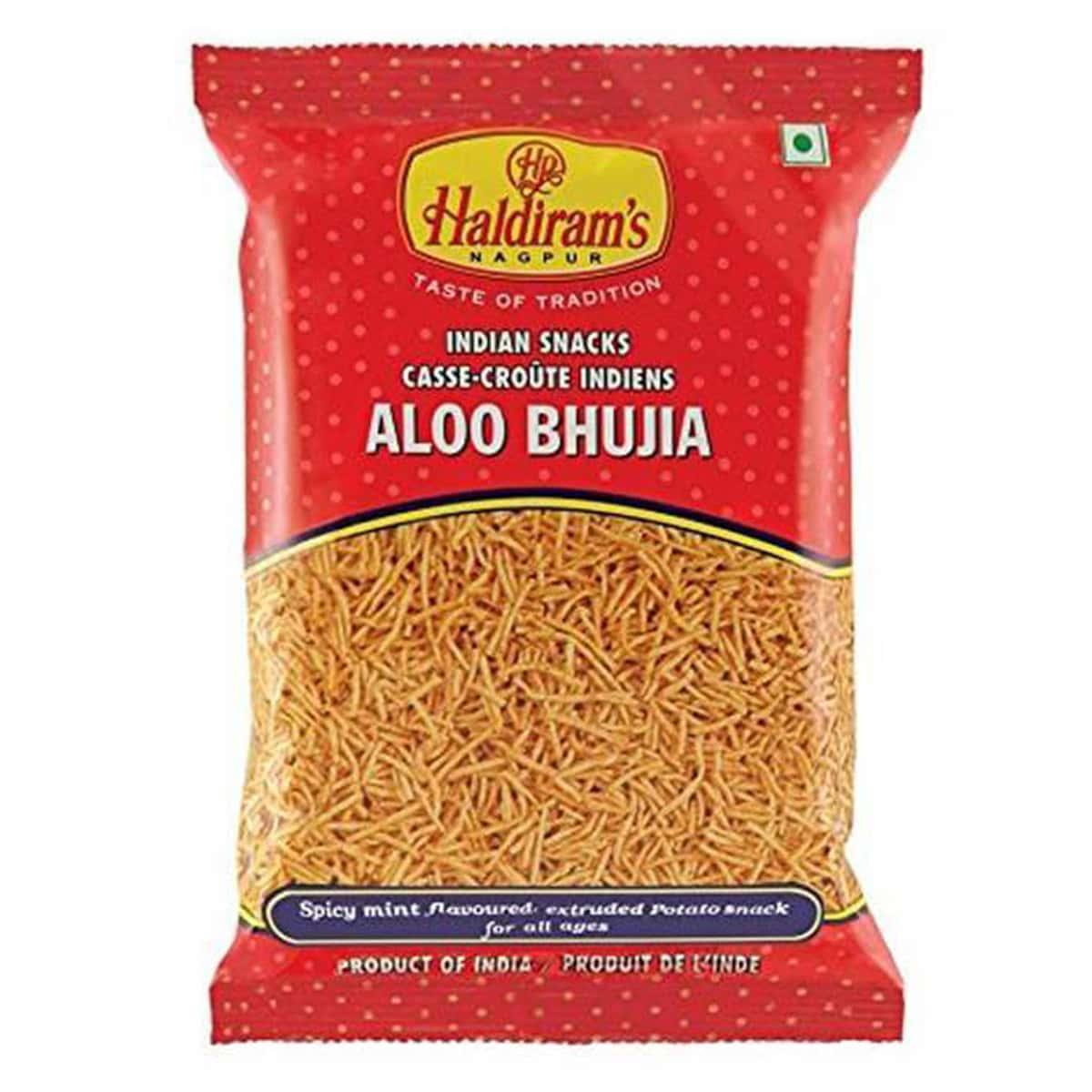 Buy Haldirams Aloo Bhujia - 350 gm