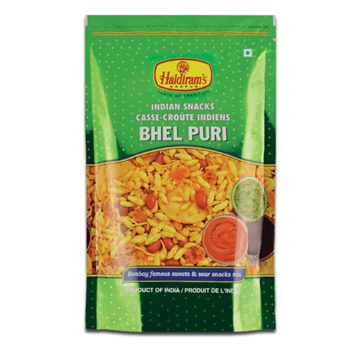 Buy Haldirams Bhel Puri - 150 gm