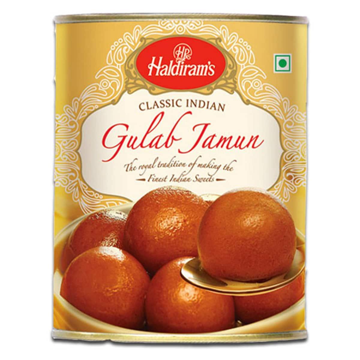 Buy Haldirams Gulab Jamun - 1 kg