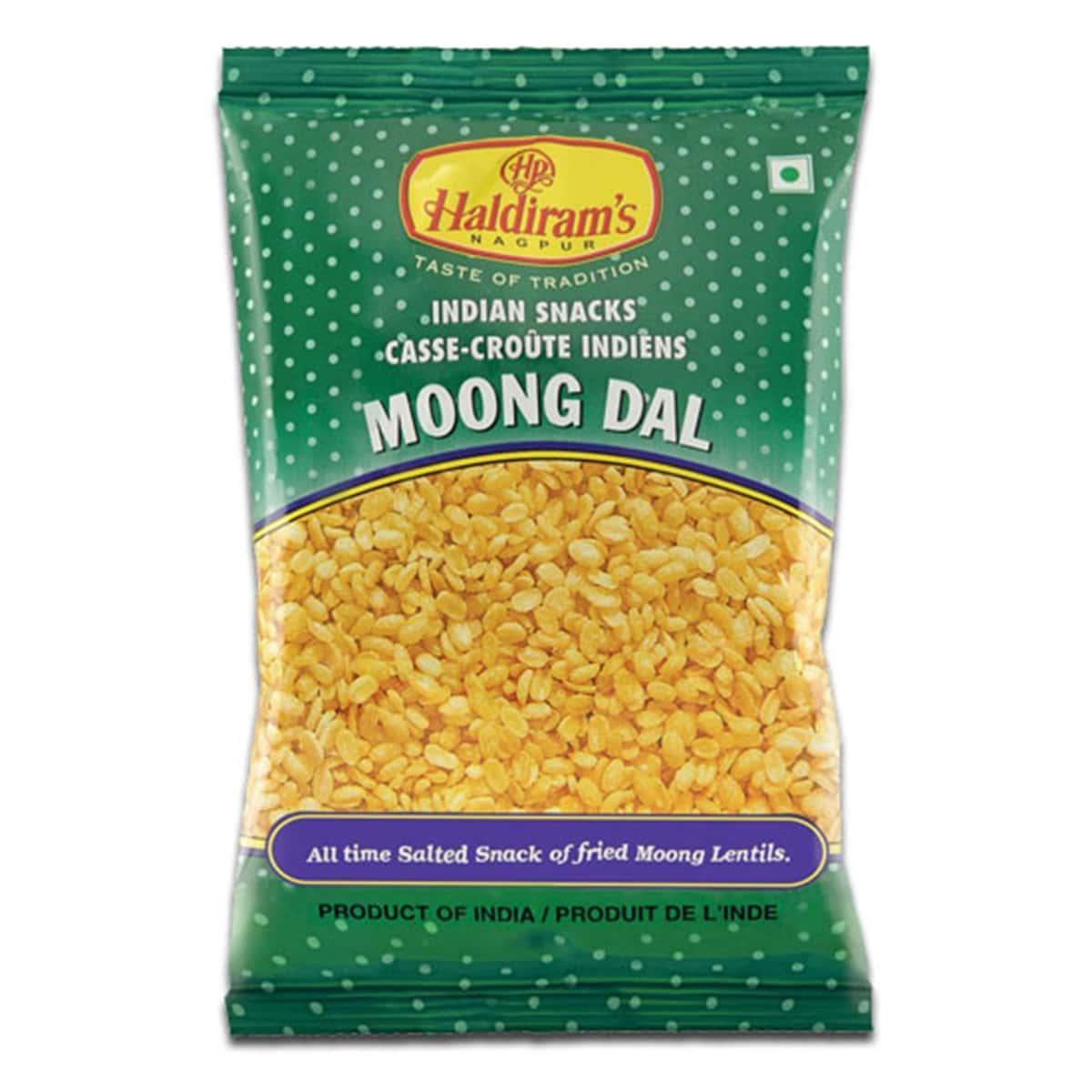 Buy Haldirams Moong Dal - 150 gm