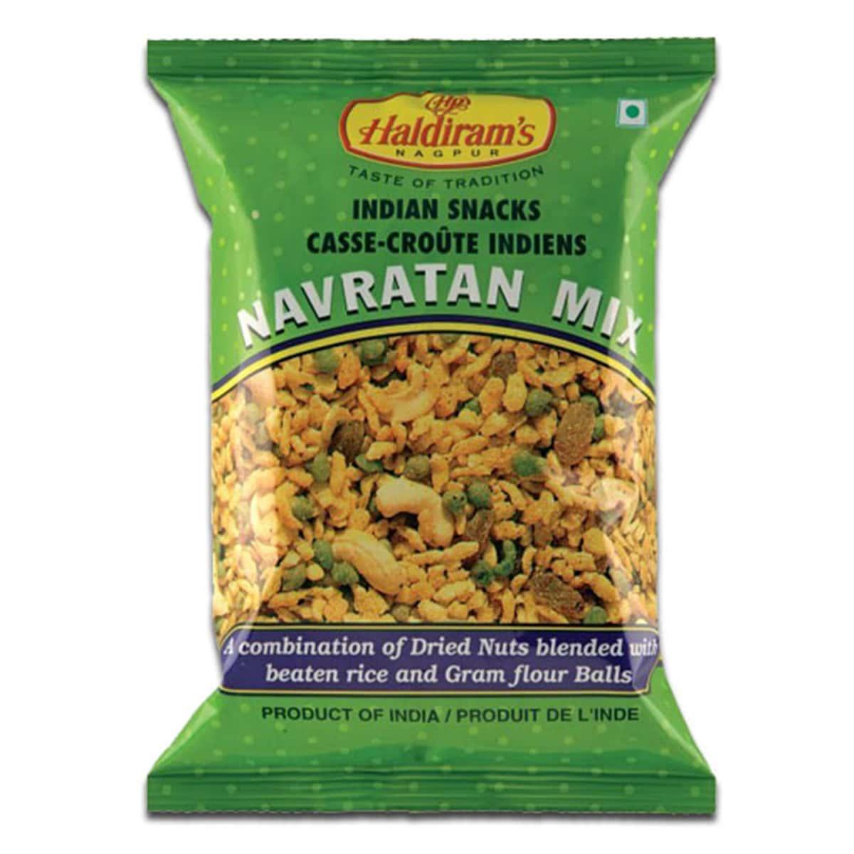 Buy Haldirams Navratan Mix - 150 gm