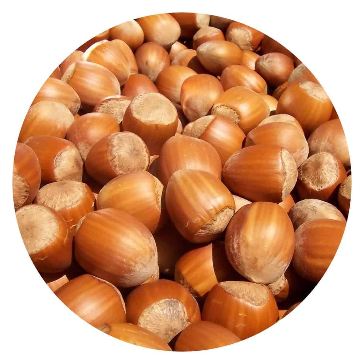 Buy IAG Foods Hazelnuts - 450 gm