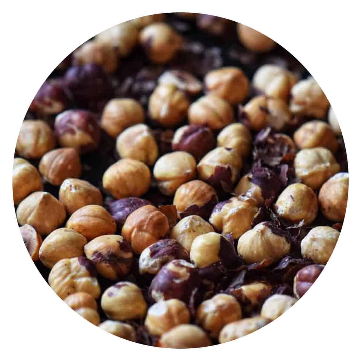 Buy IAG Foods Hazelnuts Roasted - 450 gm