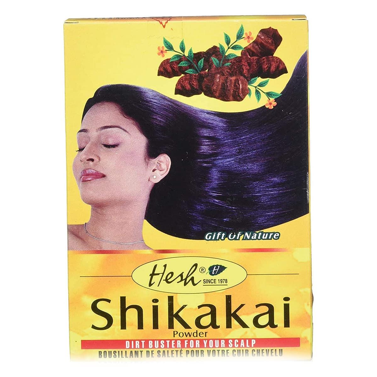 Buy Hesh Shikakai Powder - 100 gm