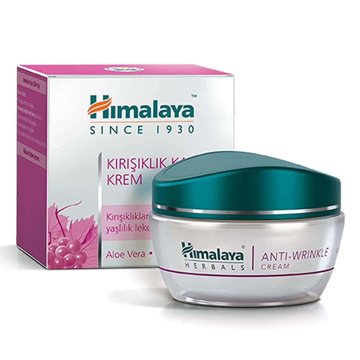 Buy Himalaya Herbals Anti Wrinkle Cream - 50 ml