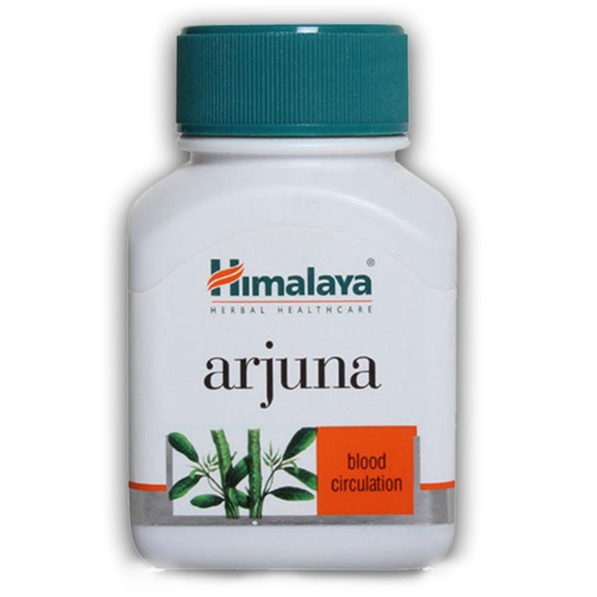 Buy Himalaya Herbals Arjuna Blood Circulation - 60 Capsules