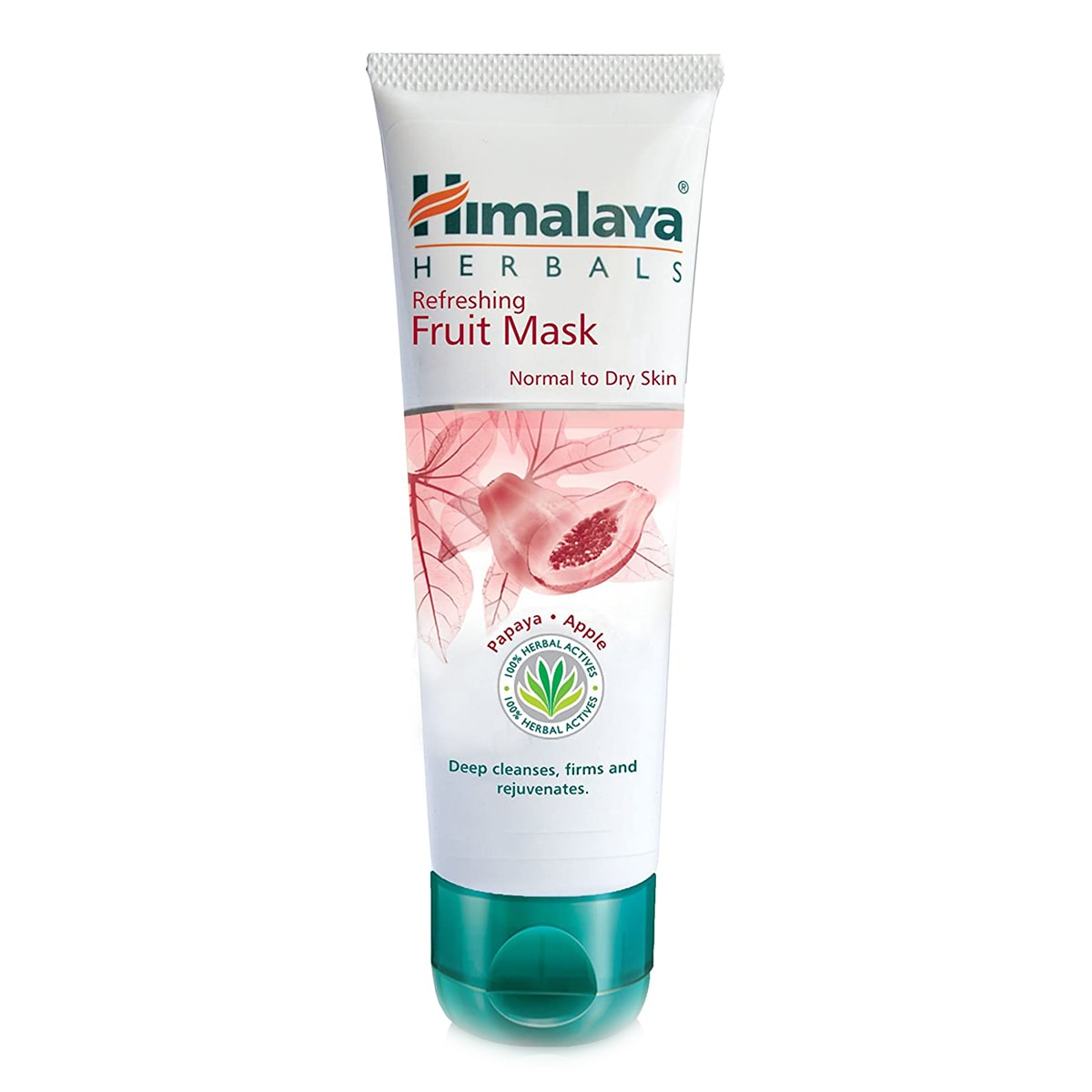 Buy Himalaya Herbals Refreshing Fruit Pack - 100 gm