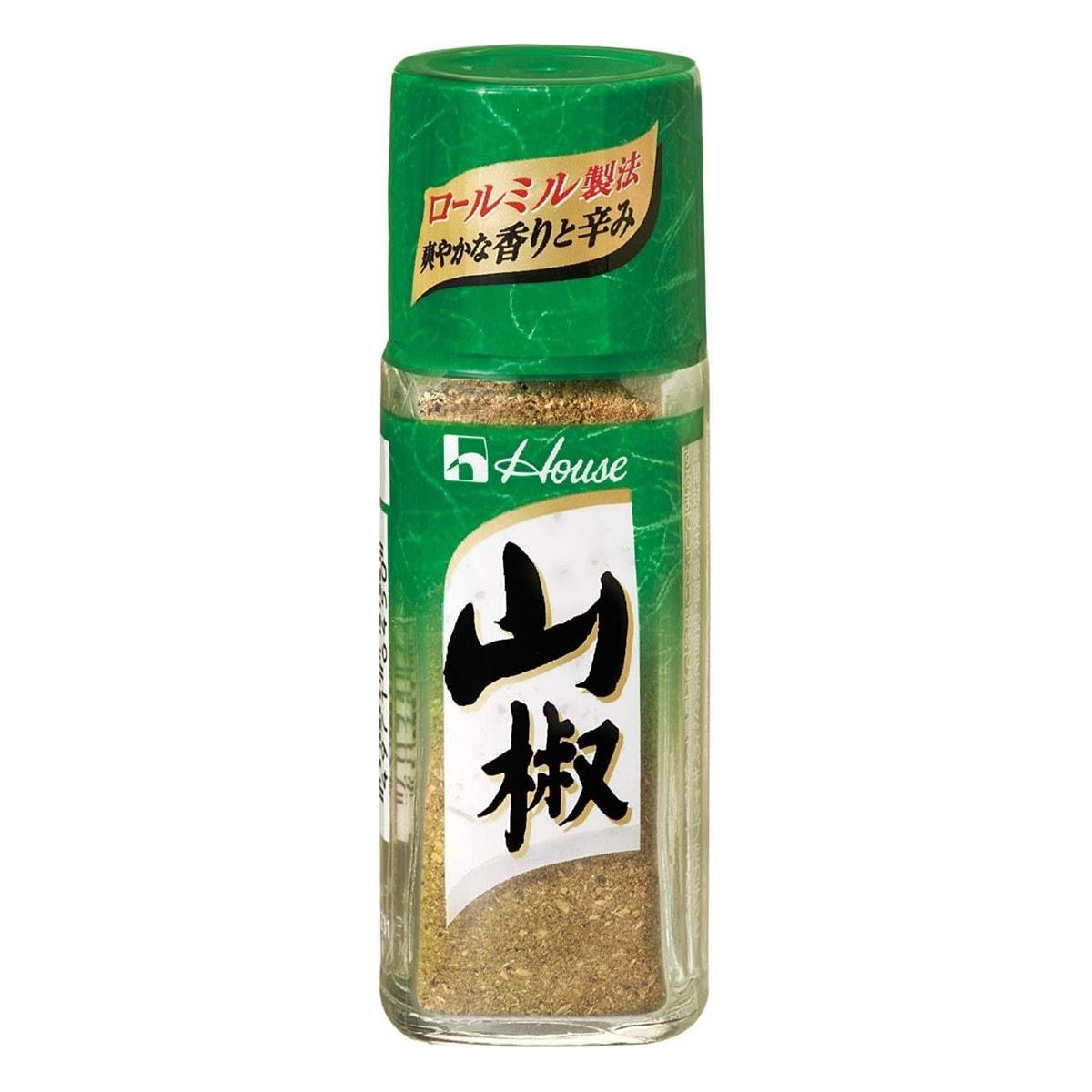 Buy House Foods Sansho Pepper - 12 gm