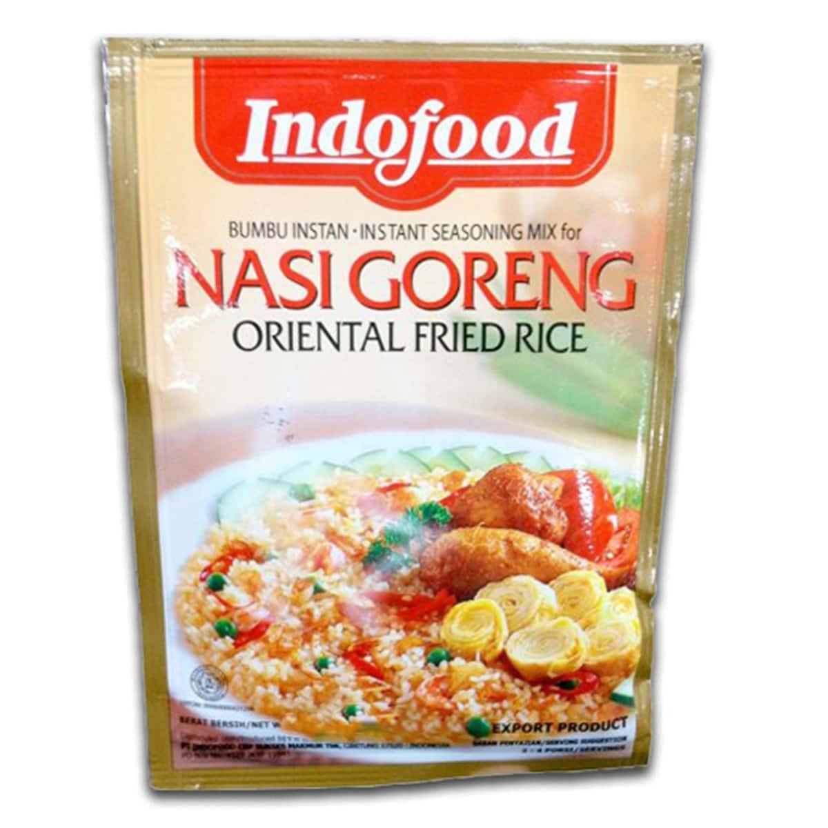 Buy Indofood Nasi Goreng (Oriental Fried Rice) - 45 gm