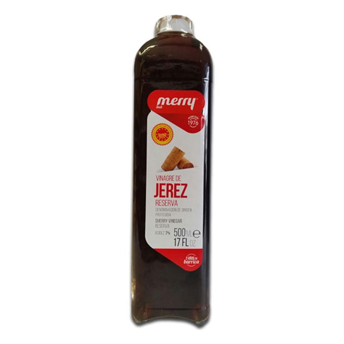 Sherry Wine Vinegar (Vinagre De Jerez Reserva) - 500 ml