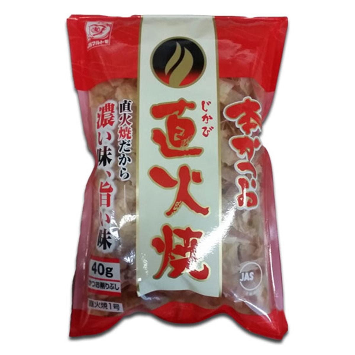 Buy Katsuobushi Dried and Smoked Bonito Flakes - 40 gm