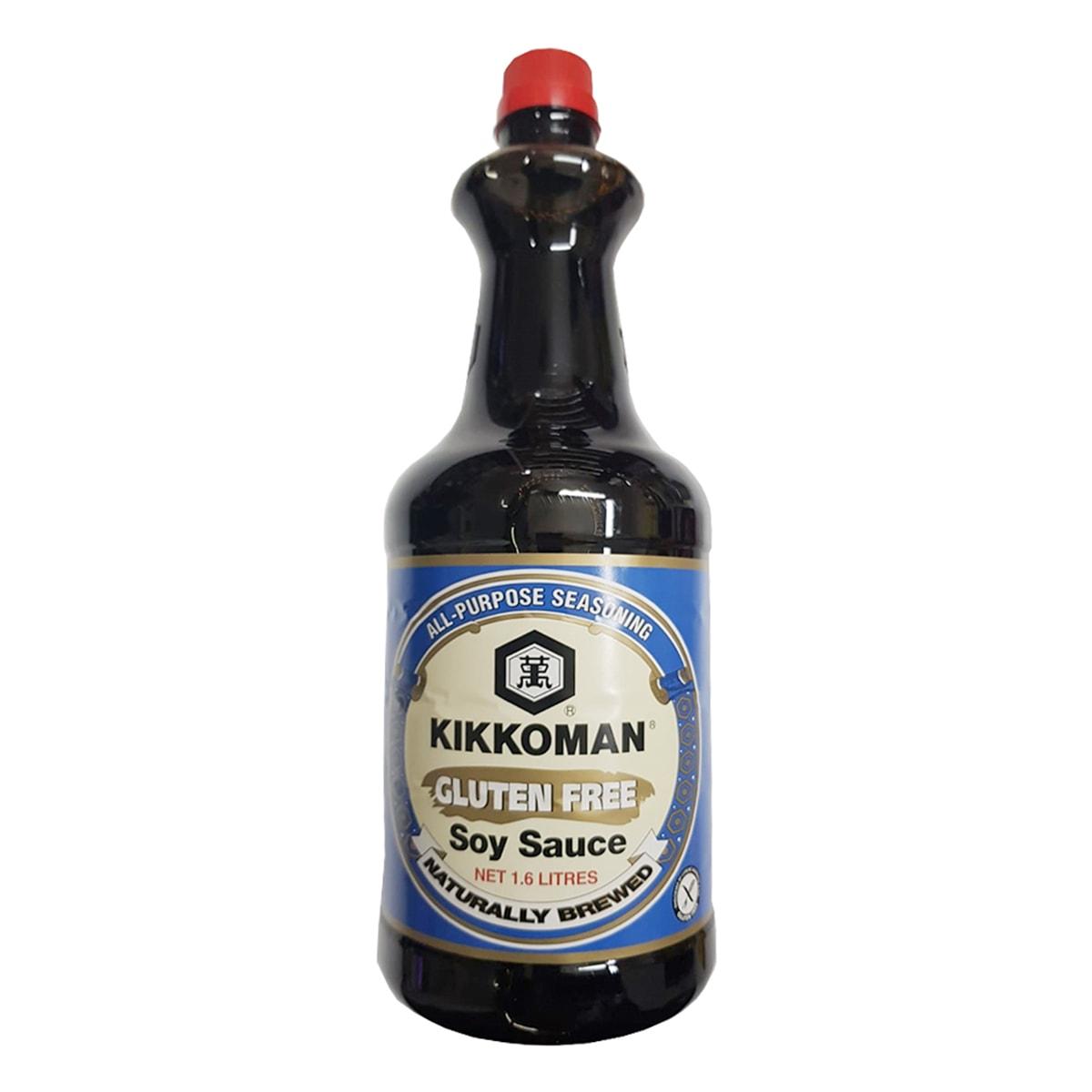 Buy Kikkoman Gluten-free Soy Sauce - 1.6 Litre