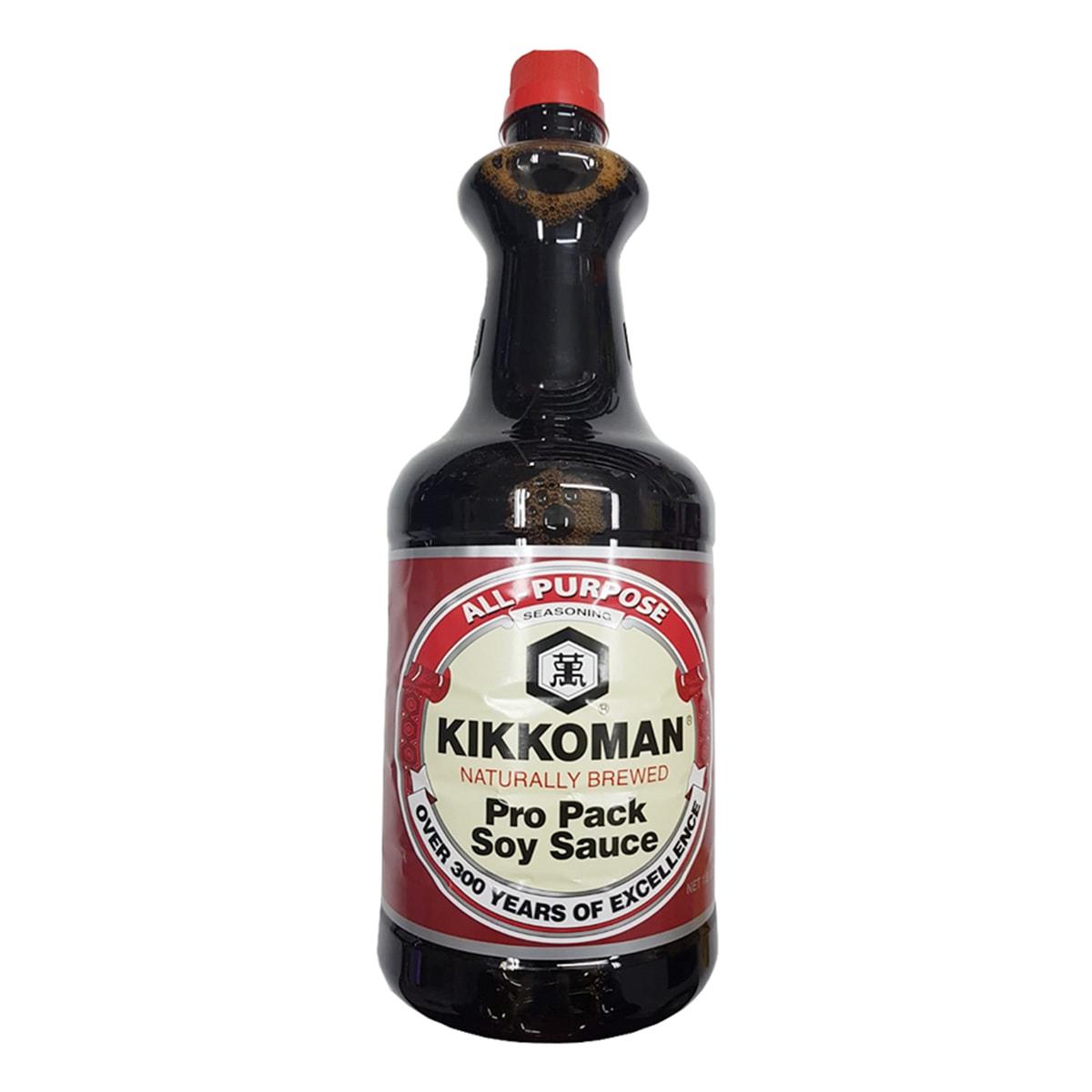 Buy Kikkoman Pro Pack Soy Sauce - 1.6 Litre