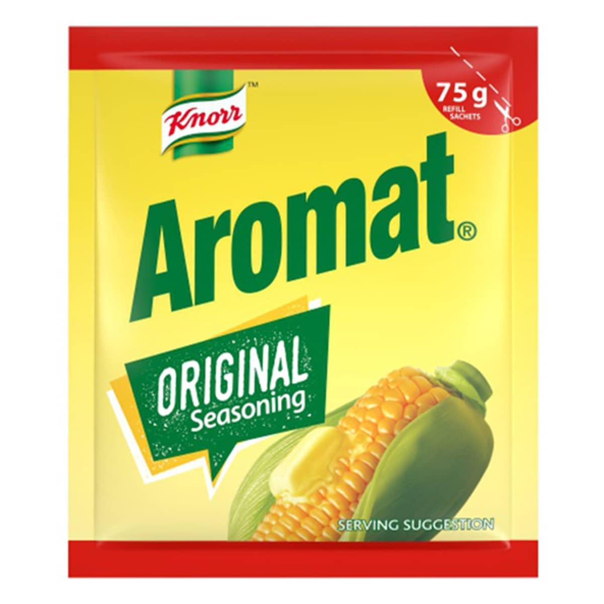 Buy Knorr Aromat Original Seasoning (Refill) - 75 gm