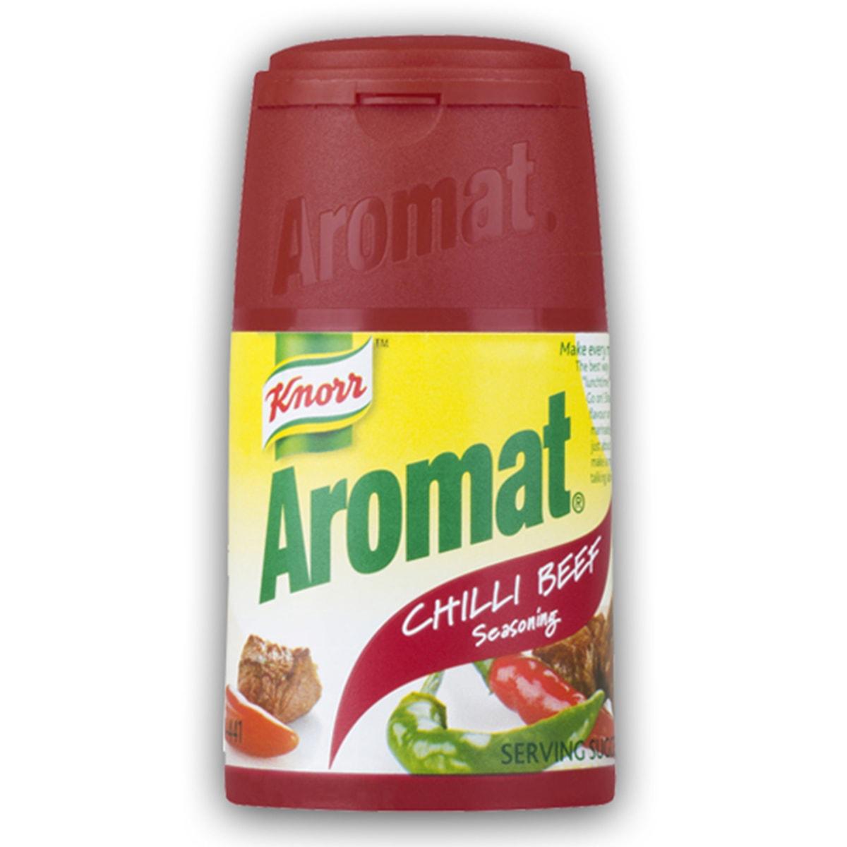Buy Knorr Aromat Seasoning Chilli Beef - 75 gm