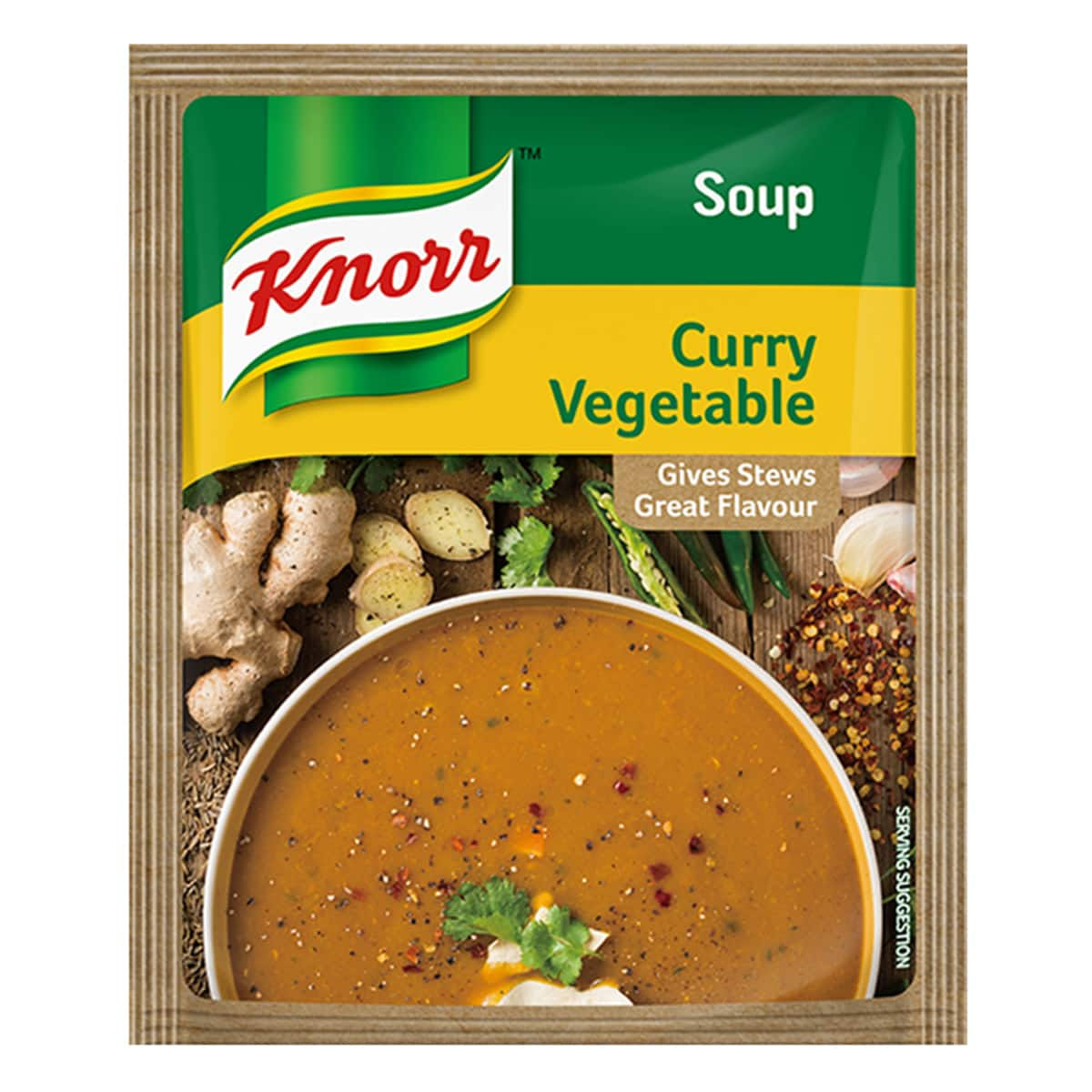 Buy Knorr Curry Vegetable Soup - 50 gm
