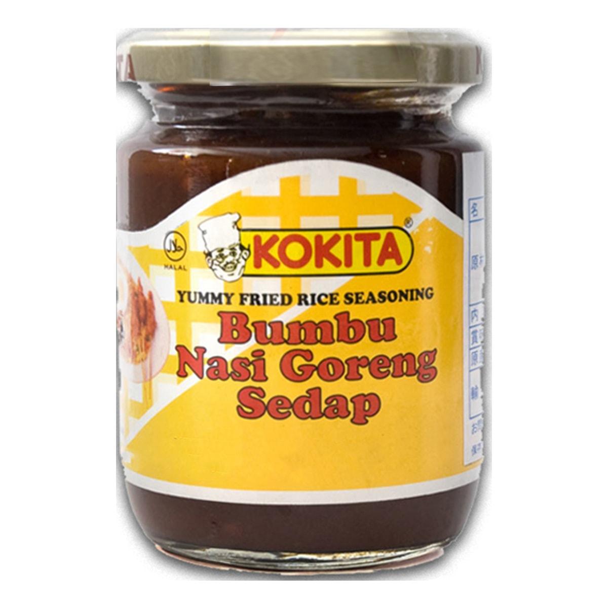 Buy Kokita Bumbu Nasi Goreng Sedap (Yummy Fried Rice Seasoning) - 240 gm